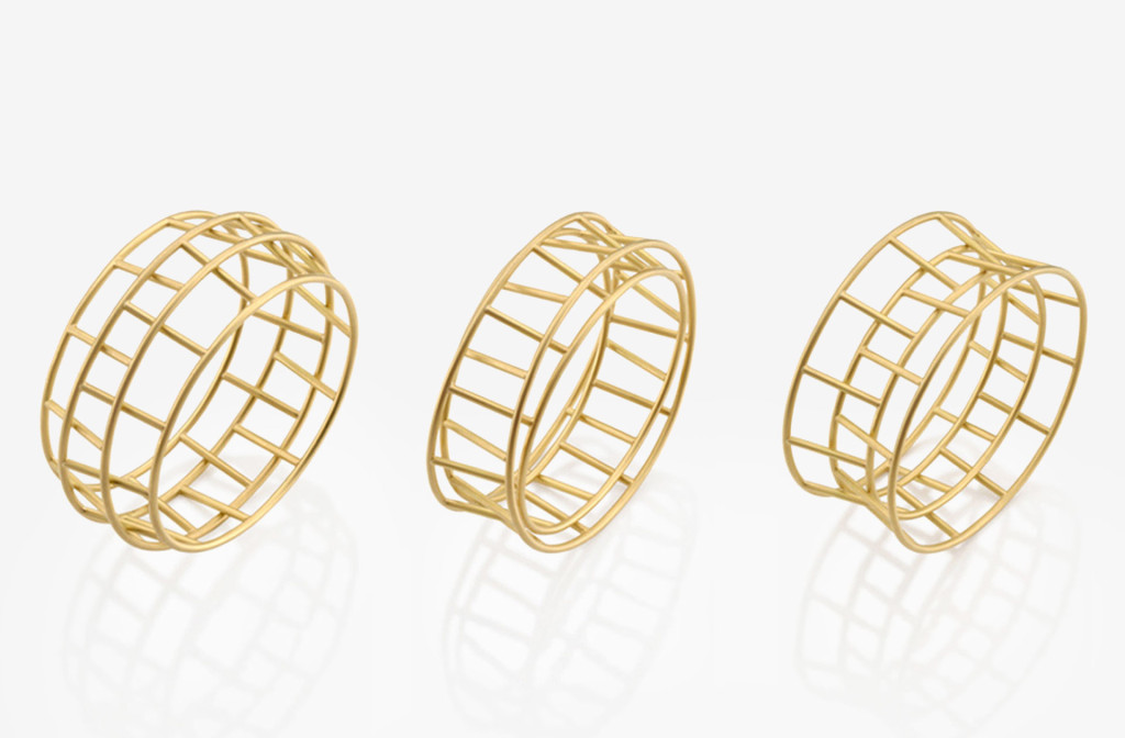 Armband <em>Together</em>. Gold 750